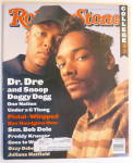 Click to view larger image of Rolling Stone Magazine September 30, 1993 Dr. Dre  (Image2)
