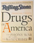 Rolling Stone Magazine May 5, 1994 Drugs In America
