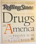 Click to view larger image of Rolling Stone Magazine May 5, 1994 Drugs In America (Image2)