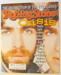 Click to view larger image of Rolling Stone Magazine May 2, 1996 Oasis (Image1)