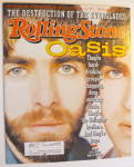 Click to view larger image of Rolling Stone Magazine May 2, 1996 Oasis (Image2)