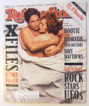 Click to view larger image of Rolling Stone Magazine May 16, 1996 The X Files  (Image1)