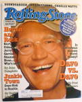 Click to view larger image of Rolling Stone Magazine May 30, 1996 David Letterman (Image2)