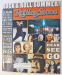 Click to view larger image of Rolling Stone Magazine June 13, 1996 Lollapalooza (Image2)