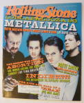 Click to view larger image of Rolling Stone Magazine June 27, 1996 Metallica  (Image2)