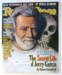 Click to view larger image of Rolling Stone Magazine August 8, 1996 Jerry Garcia  (Image1)