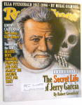Click to view larger image of Rolling Stone Magazine August 8, 1996 Jerry Garcia  (Image2)