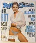 Click to view larger image of Rolling Stone Magazine August 22, 1996 Cameron Diaz (Image2)