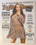 Click to view larger image of Rolling Stone Magazine November 14, 1996 Sheryl Crow (Image2)