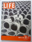 Life Magazine March 14, 1938 Radio Rehearsal