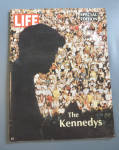 Click to view larger image of Life Magazine 1968 The Kennedys  (Image1)