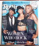 Rolling Stone Magazine October 30, 2003 Alicia Keys