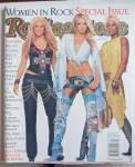 Rolling Stone Magazine October 31, 2002 Shakira