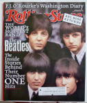 Click here to enlarge image and see more about item 20774: Rolling Stone Magazine March 1, 2001 The Beatles