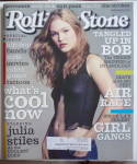 Rolling Stone Magazine April 12, 2001 Julia Stiles