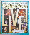 Rolling Stone Magazine June 21, 2001 Summer Concert
