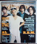 Rolling Stone Magazine October 17, 1996 R. E. M.