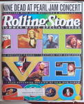 Rolling Stone Magazine August 17, 2000 Nine Dead