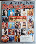 Rolling Stone December 26, 2002-January 9, 2003