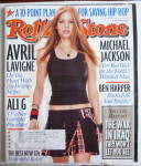 Rolling Stone Magazine March 20, 2003 Avril Lavigne