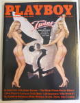 Playboy Magazine-March 1981-Kymberly Herrin