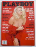 Click to view larger image of Playboy Magazine-February 1994-Anna Nicole Smith (Image2)