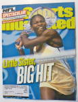 Click to view larger image of Sports Illustrated Magazine September 20, 1999 Serena  (Image2)