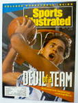 Sports Illustrated Magazine November 25, 1991 Laettner