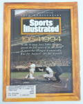 Sports Illustrated Magazine August 16, 1994 40 Years