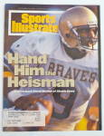 Sports Illustrated Magazine September 26, 1994 McNair