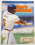 Sports Illustrated Magazine September 27, 1993 Ron Gant