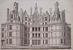 Click here to enlarge image and see more about item 209: Chateau De Chambord