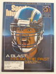 Sports Illustrated Magazine September 6, 1993 J. Seau