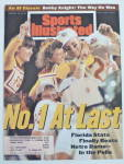 Sports Illustrated Magazine January 10, 1994 Florida