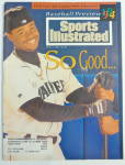 Click to view larger image of Sports Illustrated Magazine April 4, 1994 K Griffey JR (Image2)
