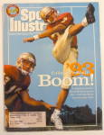 Sports Illustrated Magazine August 30, 1993 Boom