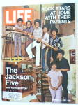Life Magazine-September 24, 1971-Jackson Five