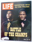 Click to view larger image of Life Magazine-March 5, 1971-Battle Of The Champs (Image2)
