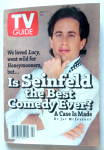 TV Guide-June 1-7, 1996-Jerry Seinfeld