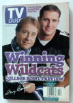 TV Guide-December 28, 1996-January 3, 1997-Wildcats