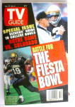 Click to view larger image of TV Guide-December 31, 1994-January 6, 1995-Fiesta Bowl (Image2)