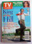 TV Guide-June 3-9, 1995-King Of The Hill: Larry King