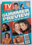 TV Guide-June 10-16, 1995-Summer Preview