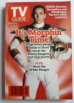 Click to view larger image of TV Guide-June 24-30, 1995-it's Morphin Time! (Image2)