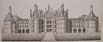 Click here to enlarge image and see more about item 210: Chateau De Chambord