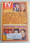Click to view larger image of TV Guide-September 6-12, 1997-Returning Favorites (Image2)