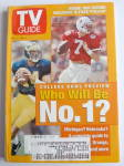 TV Guide-December 27, 1997-January 2, 1998-College Bowl