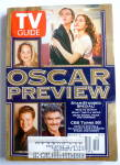 Click to view larger image of TV Guide-March 21-27, 1998-Oscar Preview  (Image2)