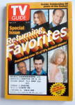 TV Guide-September 5-11, 1998-Returning Favorites