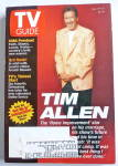 TV Guide-September 19-25, 1998-Tim Allen
